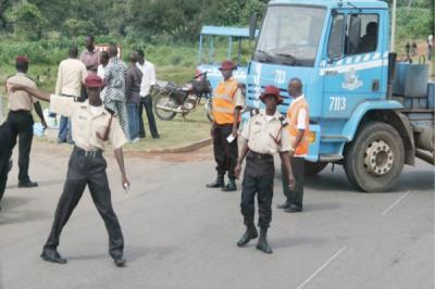 Image result for Osun tragedy : 10 killed as bus collides with tanker in Ile-Ife